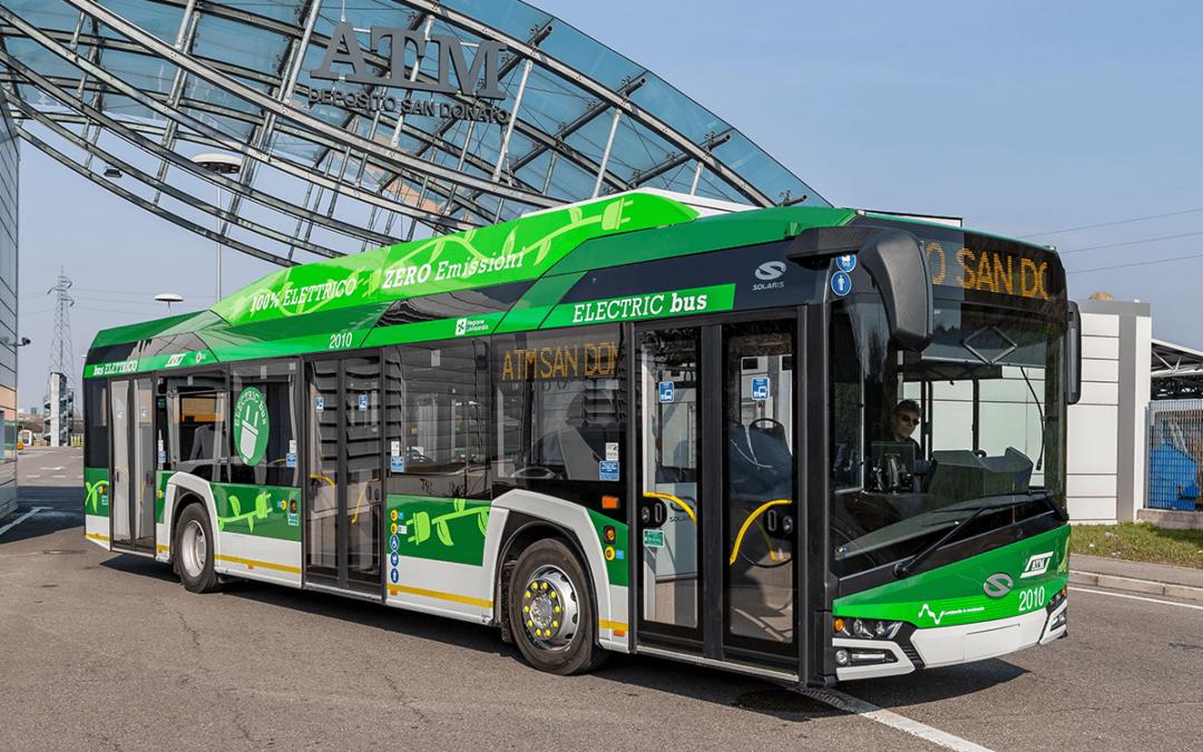 Nederland koploper in Europa met zero-emissiebussen