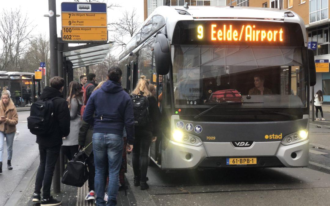 Alle ov-bussen zero emissie in 2030 lijkt haalbaar