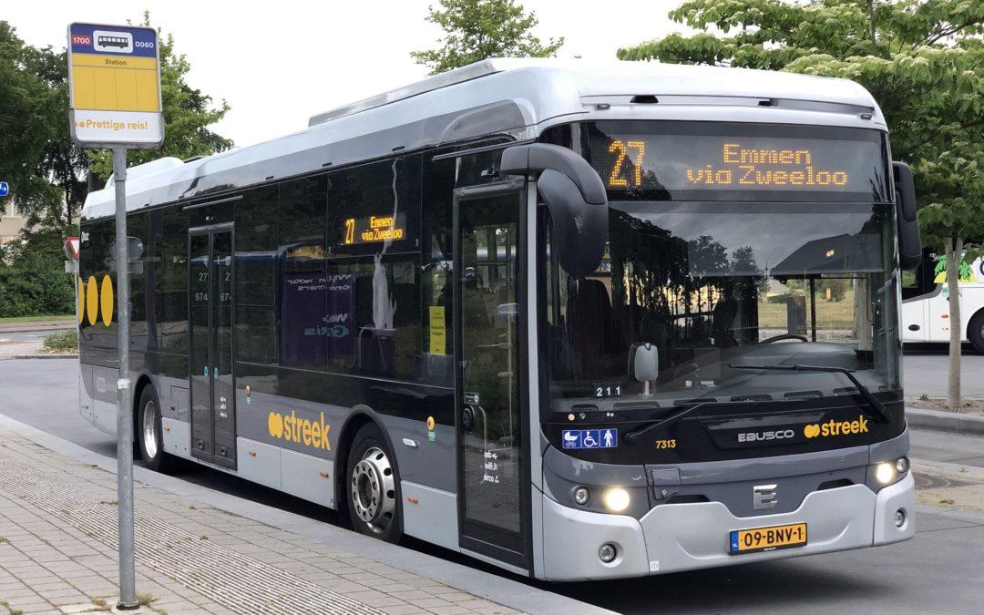Hogere waardering voor zero-emissiebussen