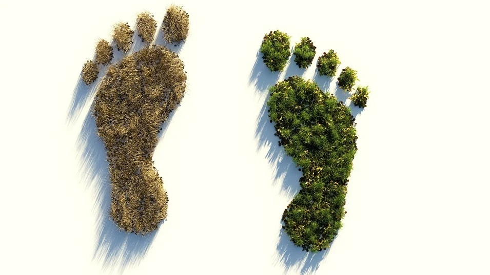 CO2-footprint per reizigerskilometer