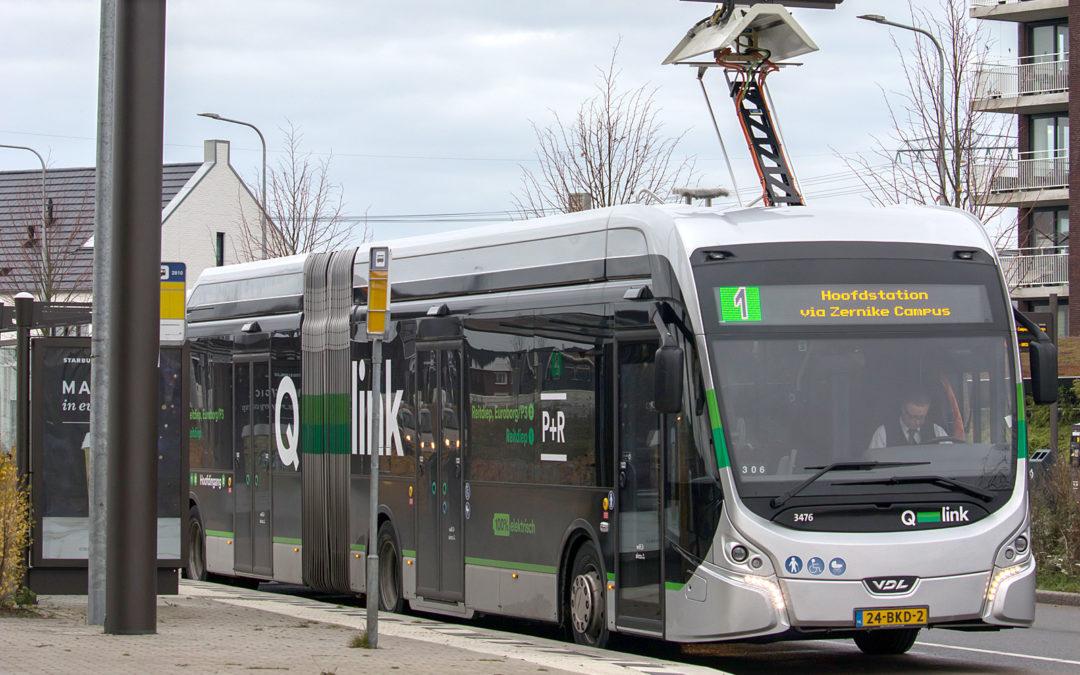 Overnameregeling verlengt levensduur zero-emissiebus