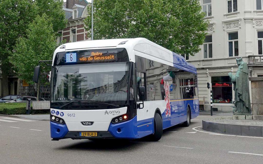 Geluidssignalen bij elektrische bussen