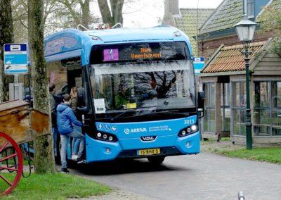 Klanttevredenheid zero emissie openbaar vervoer