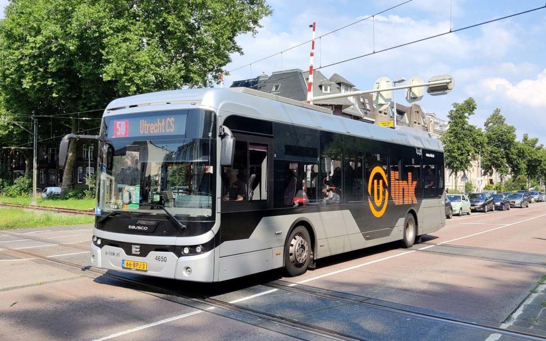 Tien redenen waarom busvervoer in 2030 emissievrij is, ondanks de coronavertraging