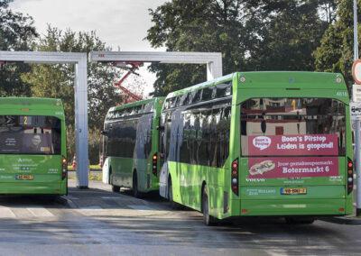 Monitor zero-emissiebussen voortaan elk kwartaal